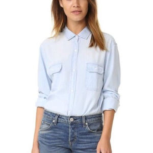 Rails Kendall Light Vintage Wash Blue Chambray